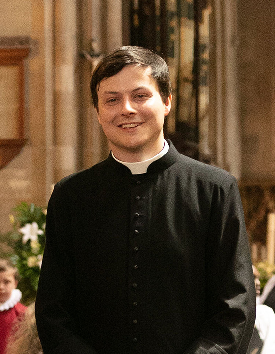 Revd Joe Moore